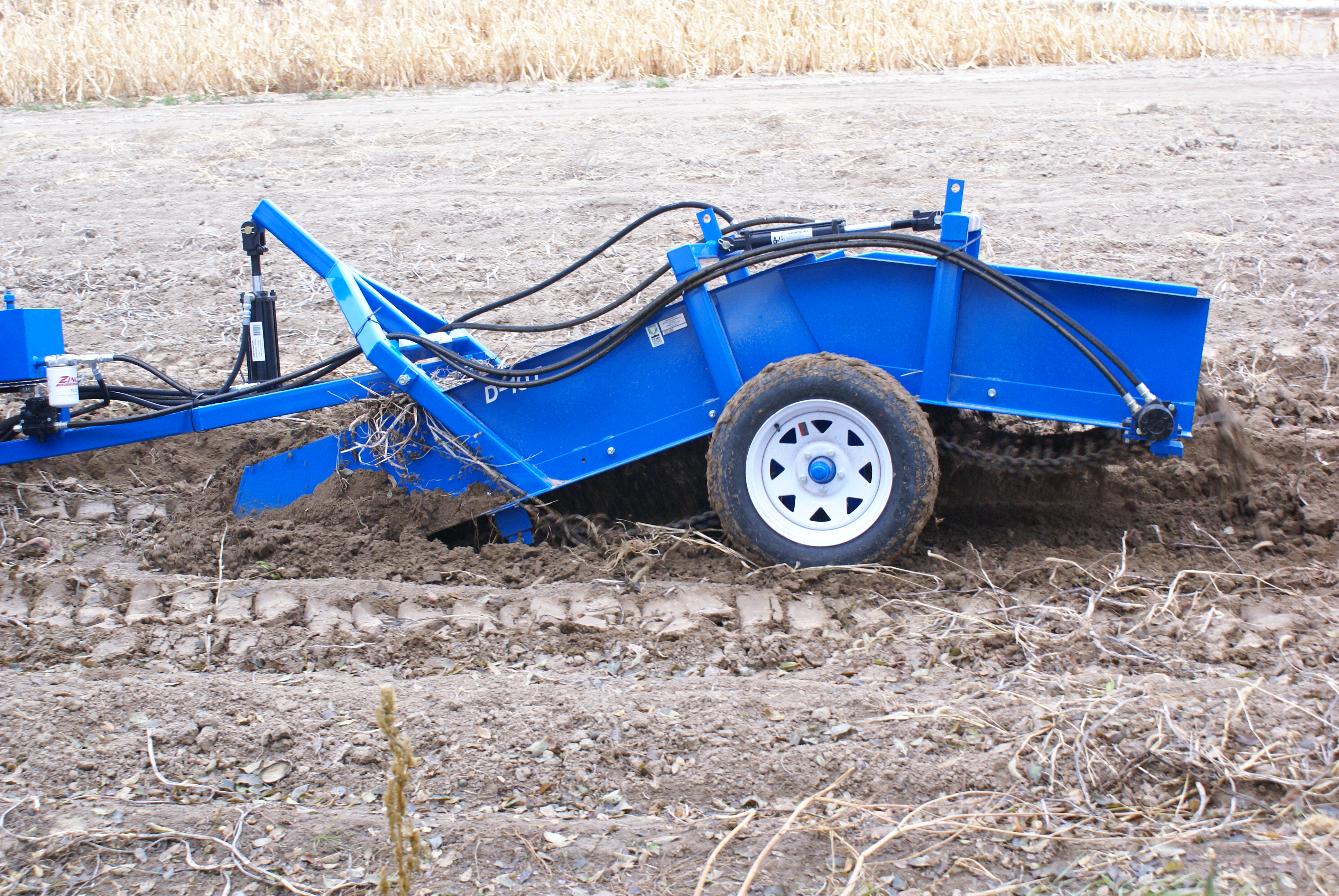 Us Small Farm Equipment Co Potato Digger One Row Potato Digger